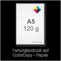 Flyer-Symbol A5 120g Color
